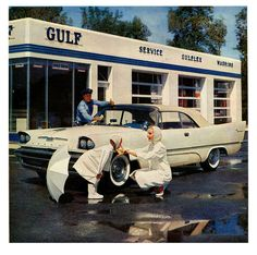 Gulf Pride, It Cleans Your Engine by paul.malon, via Flickr