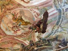 Idee für einen Ruhetag einer Wanderung. Wünsche dir viel Vergnügen! Bernina-Trekking. Palazzo Salis Tirano | Palazzo, Trekking, Painting, Art, Day Off, Art Background, Painting Art, Kunst, Paintings