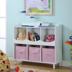 InRoom Designs Cubby Toy Storage