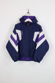 Adidas Coat Navy Medium