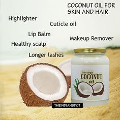 Coconut oil is very beneficial for health, hair and skin. Whether taken internally or externally, it will benefit you in many different ways. Coconut oil is very famous across the world not just as edible oil but also as hair tonic. And now people are also getting aware of the skin benefits of using coconut