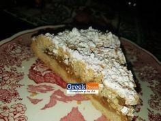 Εύκολη και γρήγορη μηλόπιτα French Toast, Breakfast, Food, Morning Coffee, Essen, Meals, Yemek, Eten