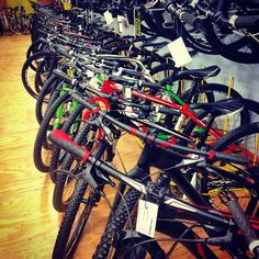Member Jake claims this is the best bike store in the city! Located in Squirrel Hill.