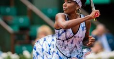 Venus Williams moves into the fourth round of Roland Garros 2017 ... On a successful day for seeded players, Venus Williams reached the fourth round of the French Open for the second year in a row, beating Belgium's ...  womenstennisblog.com