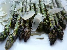 Weekday Vegetarian: Grill Your Asparagus, Then Choose A Sauce
