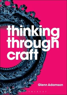 Co-published in Association with the Victoria and Albert Museum, LondonThis book is a timely and engaging introduction to the way that artists working in all media think about craft. Workmanship is key to today's visual arts, when high 'production values' are becoming increasingly commonplace. Yet craft's centrality to contemporary art has received little serious attention from critics and historians. Dispensing with clichéd arguments that craft is art, Adamson persuasively makes a case for…