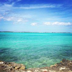 Beautiful Bahamas dreams - Instagram photo from tashahacker