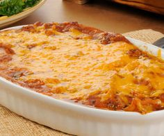 Southern Food Recipes: Tortilla Chicken Casserole