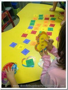 376 Best K2 Math Images Kindergarten Math Activities First Class