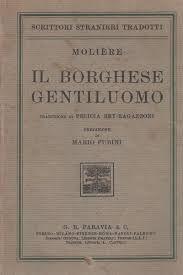 Image result for il borghese gentiluomo moliere