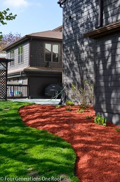 Curb Appeal ideas from Four Generations One Roof