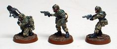 The Imperial Guard Foot Soldier Thread! - Page 5