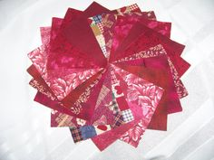 4 1/2 inch Pre Cut Charm squares Shades of by GabbysQuiltSupplies, $3.50