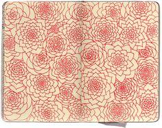 by Stephanie Kubo (via me design mag) #sketchbook #drawing #draw