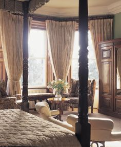 Four Poster Junior Suite Guest Rooms, Places, Poster, Guest Bedrooms, Guest Room, Billboard, Lugares, Living Rooms