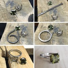 "160 Likes, 5 Comments - Harlequin Jewellers  (@harlequinjewellers) on Instagram: ""From the workshop, creating a cushion cut diamond engagement ring. #harlequinjewellers…"""