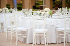 style me pretty - real wedding - usa - florida - orlando wedding - the ritz-carlton orlando - reception decor - table decor