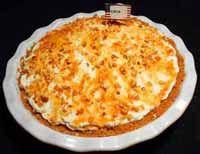 Peg's Banana Cream Supreme Recipe - 2012 APC Crisco National Pie Championships - Best of Show Amateur Division, Cream Category