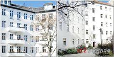 Vivere nel verde a Berlino Wilmersdorf