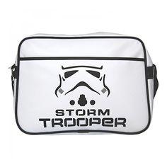Star Wars Schultertasche Stormtrooper #StarWars #Stormtrooper #Tasche