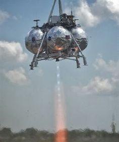 La NASA prueba con éxito su sistema de despegue y aterrizaje vertical Morfeo