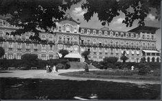 Vidago Palace Hotel, 1907, inaugurado 6.10.1907,  Arquitecto Miguel Ventura Terra