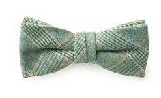 Bow tie Green prince model Elio by Bowking