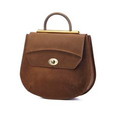 Brown Leather Tote Bag / Women Leather by EllenRubenBagsShoes, $349.00