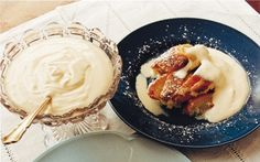 Enkel äppelkaka