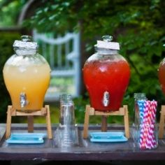 Inspiration and recipes for fun and unique non-alcoholic wedding drinks