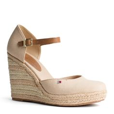 EMERY Espadrilles - 403 - Wedges, from Tommy Hilfiger