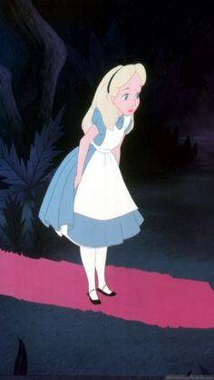 Alice i Wonderland tegneserie pornostor pik afhængighed