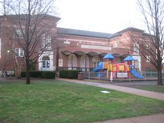 Pershing Elementary in St. Louis--where I went to Kindergarten 1966