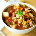 Harvest Beef Stew-Diabetic friendly