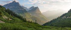 Glacier National Park Montana USA. [OC] [5760 x 2469] #reddit