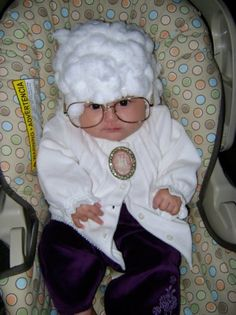 Sophia Petrillo from 'The Golden Girls - If I ever have a baby girl, this is her first halloween costume!!!'