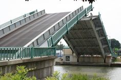 King George VI Lift Bridge