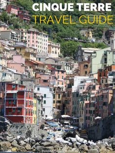 The Cinque Terre towns offer breathtaking views and will make your vacation special whether you want to relax or prefer hiking and active sea activities. Amalfi Coast, France Travel, Italy Travel, Europe Travel Tips, Travel Guide, Naples, Florence, Oh The Places You'll Go, Places To Visit