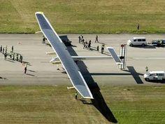 Pregopontocom Tudo: Avião Solar Impulse 2 cruza o Atlântico e aterrissa na Espanha...