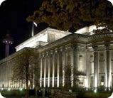 St Georges Hall, Liverpool, venue for wedding shows and weddings St Georges Hall, Wedding Show, Saint George, Liverpool, Saints, St George's, Mansions, House Styles, World