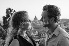 Justin & Maaike photo shoot | Your holiday Photo Shoot in Rome