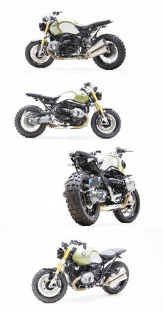 BMW R Nine T - Thomis motorcycles