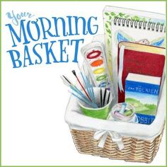 Your Morning Basket...