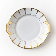 Furstenberg Cake Plate