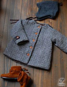 過去の作品(2011年) - FU-KO basics シンプル、ナチュラルなハンドメイドの子供服