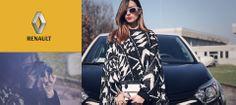 "VERONICA FALCO FOR RENAULT :""THE SIXTH SENSE"" | Give me Fashion"