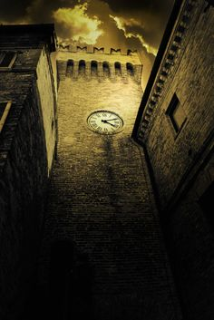 Time, Clock Tower,