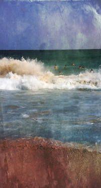 "Saatchi Art Artist Diana Nicholette Jeon; Photography, ""Locals at Sandys III"" #art"