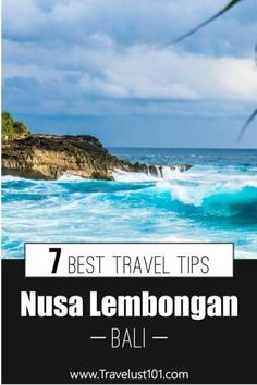 Are you heading to Nusa Lembongan? If you want to make an epic holiday, make sure you check out these 7 essential Nusa Lembongan tips before heading over! Solo Travel Tips, Travel Advice, Travel Guides, Beach Vacation Meals, Beach Trip, Simply Beach, Paradise Island, Bali Travel, Ultimate Travel