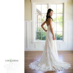 Gainey Vineyard Wedding | Stephanie